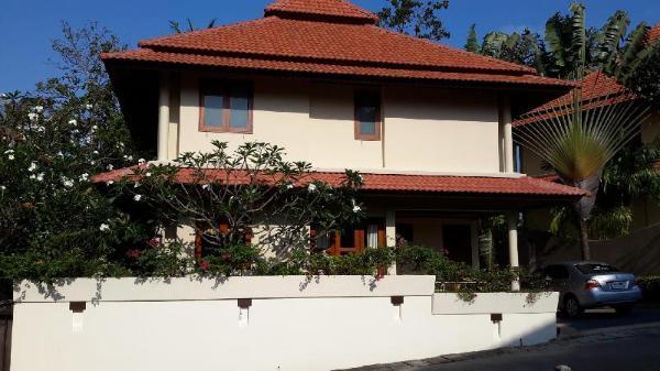 3 Bed Villa Beach Front Resort TG11 Koh Samui