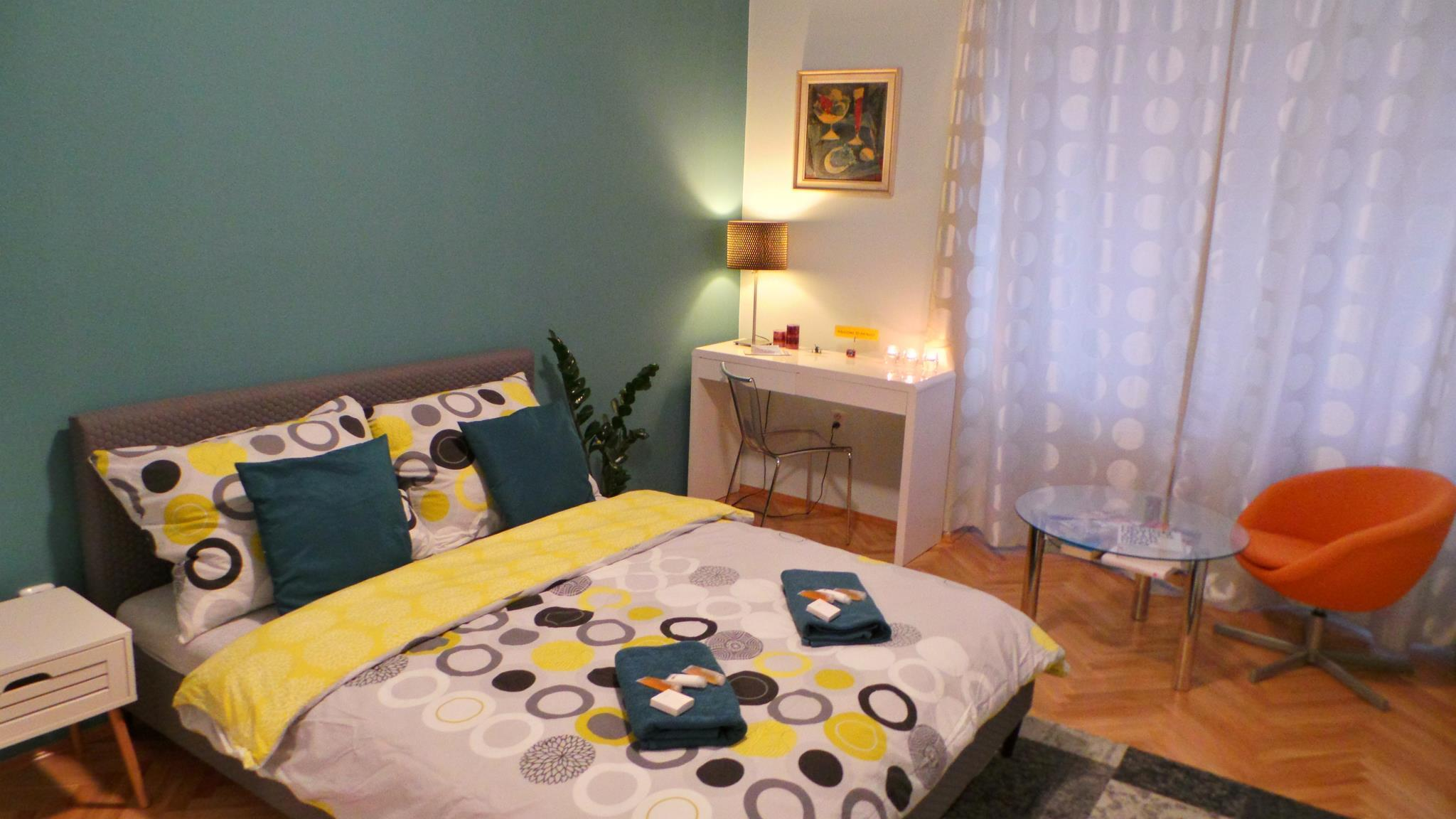 Spacious And Cozy Apartment In City Centre Of Prague