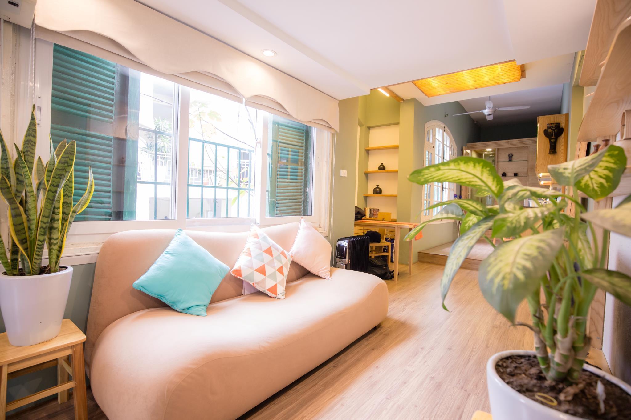 JAN Private Entire House  300m To Hoan Kiem Lake