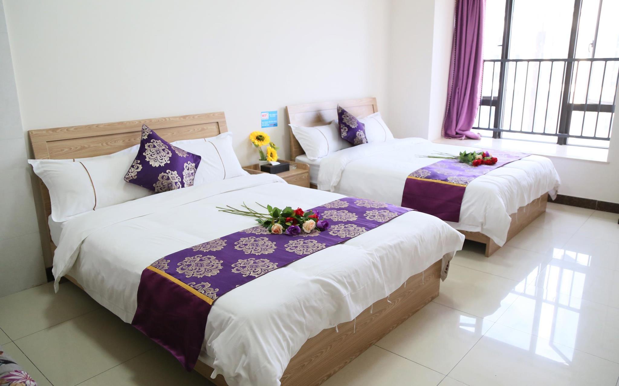 PAZHOU JUNYAO 1 Living Room And 1 Bedroom Apt