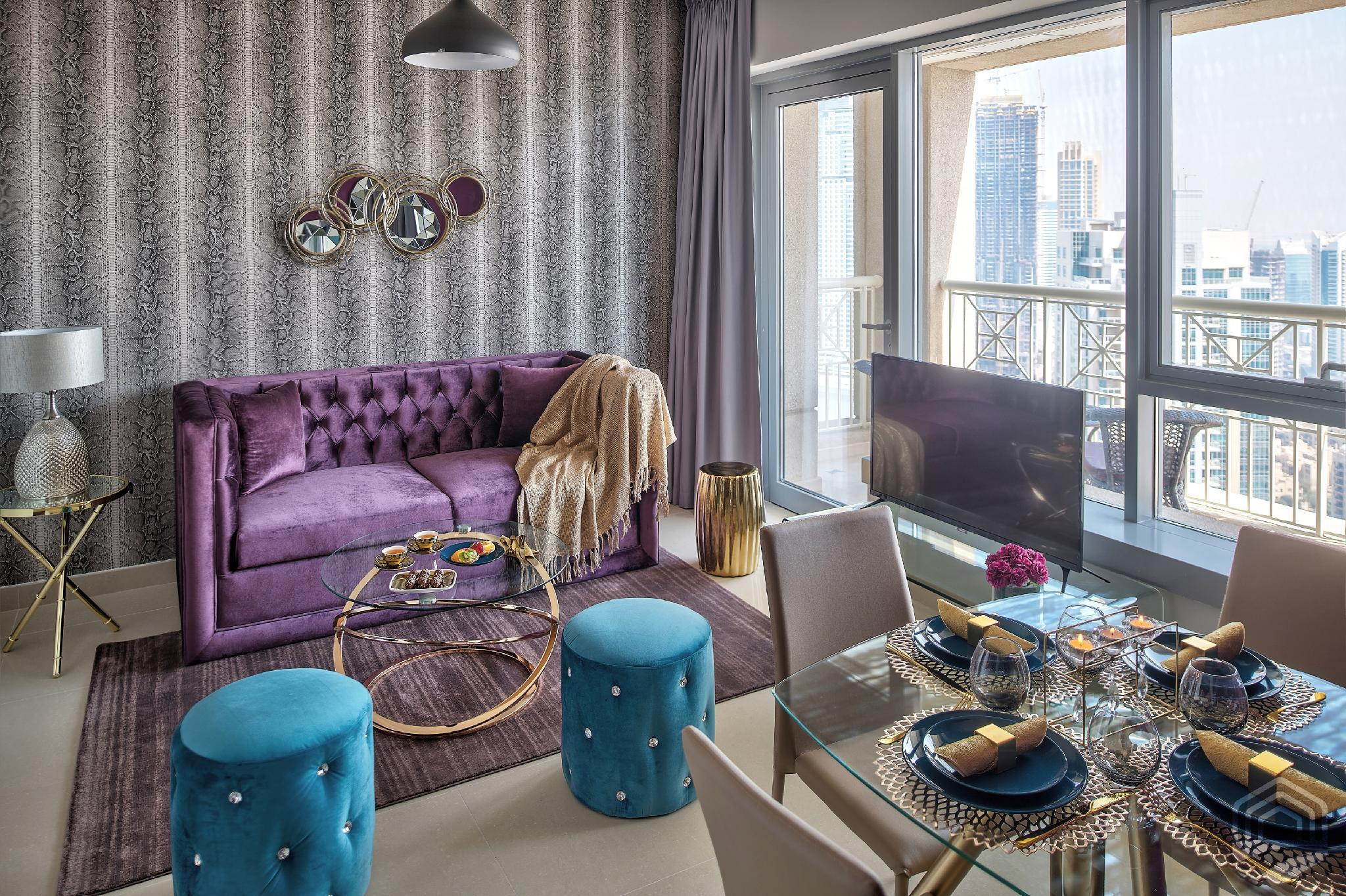 Luxury Staycation 29 BLV Downtown & Burj View