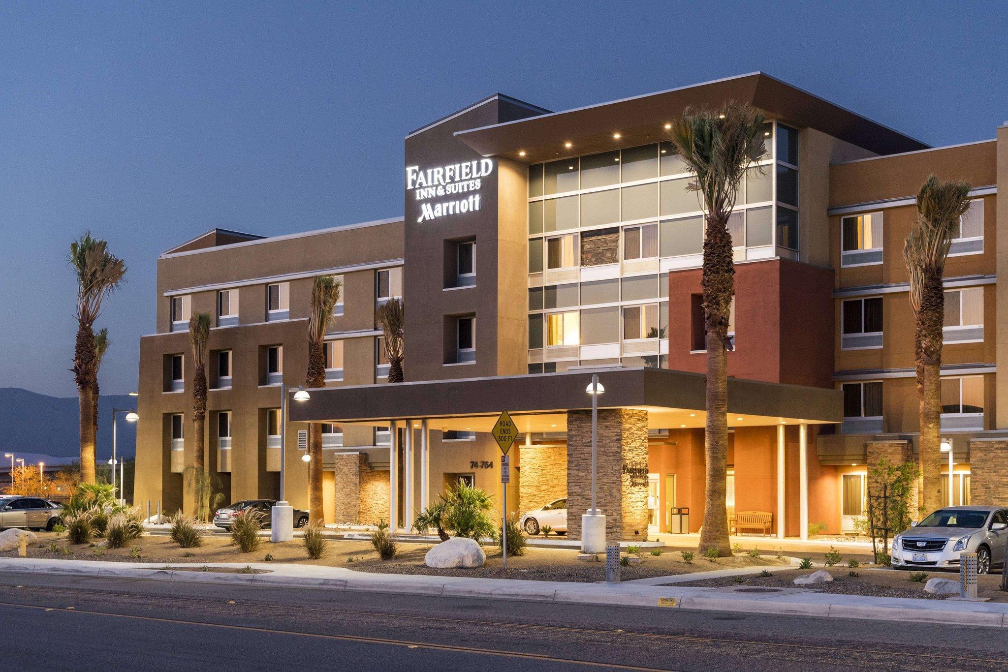 Fairfield Inn And Suites Palm Desert