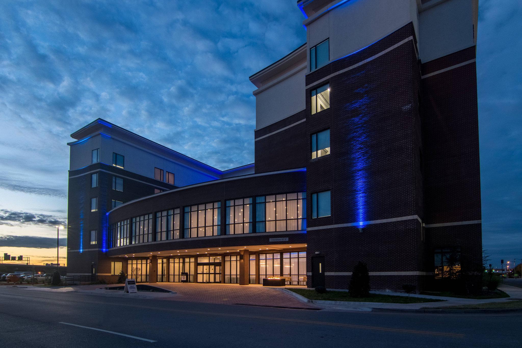 SpringHill Suites Oklahoma City Downtown Bricktown