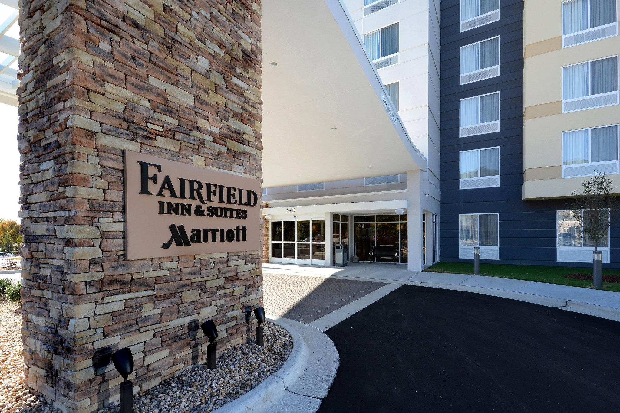 Fairfield Inn And Suites Raleigh Capital Blvd. I 540