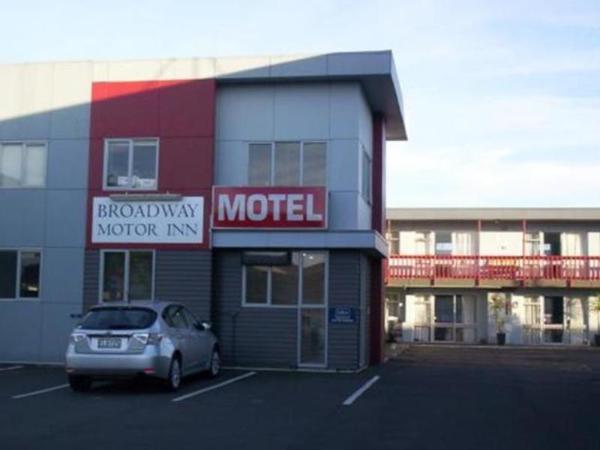 Broadway Motor Inn Palmerston North