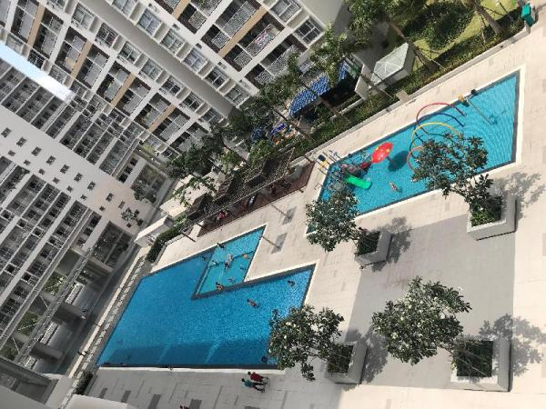 Scenic Valley # Luxury 2Br EXPO, GOLF , MALL Ho Chi Minh City