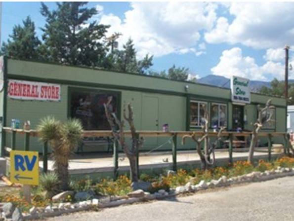 Olancha RV Park And Motel