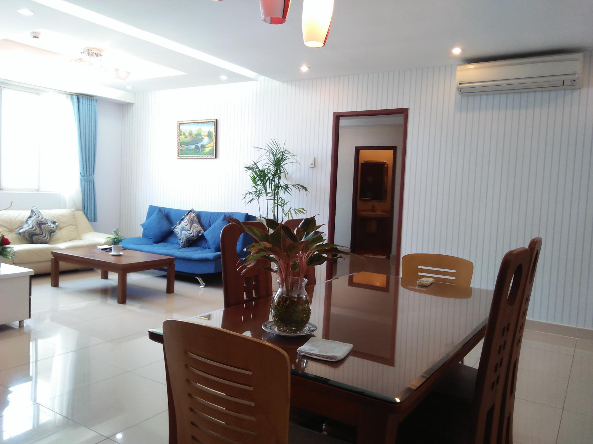 343 Pham Ngu Lao Serviced Apartment