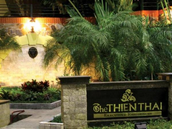 The Thien Thai Executive Residences - Tay Ho Hanoi