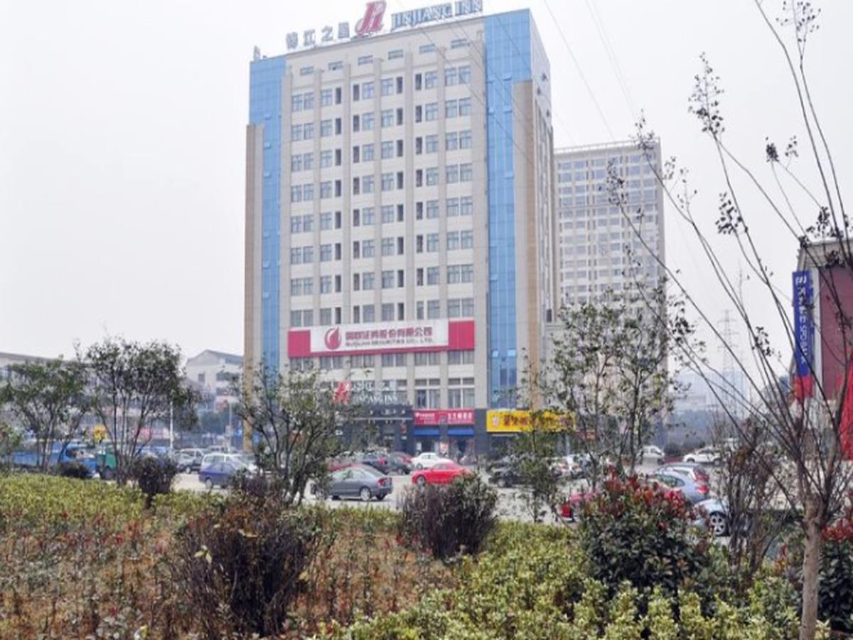 JinJiang Inn Wuxi Luoshe