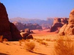 Bedouin Expedition Camp
