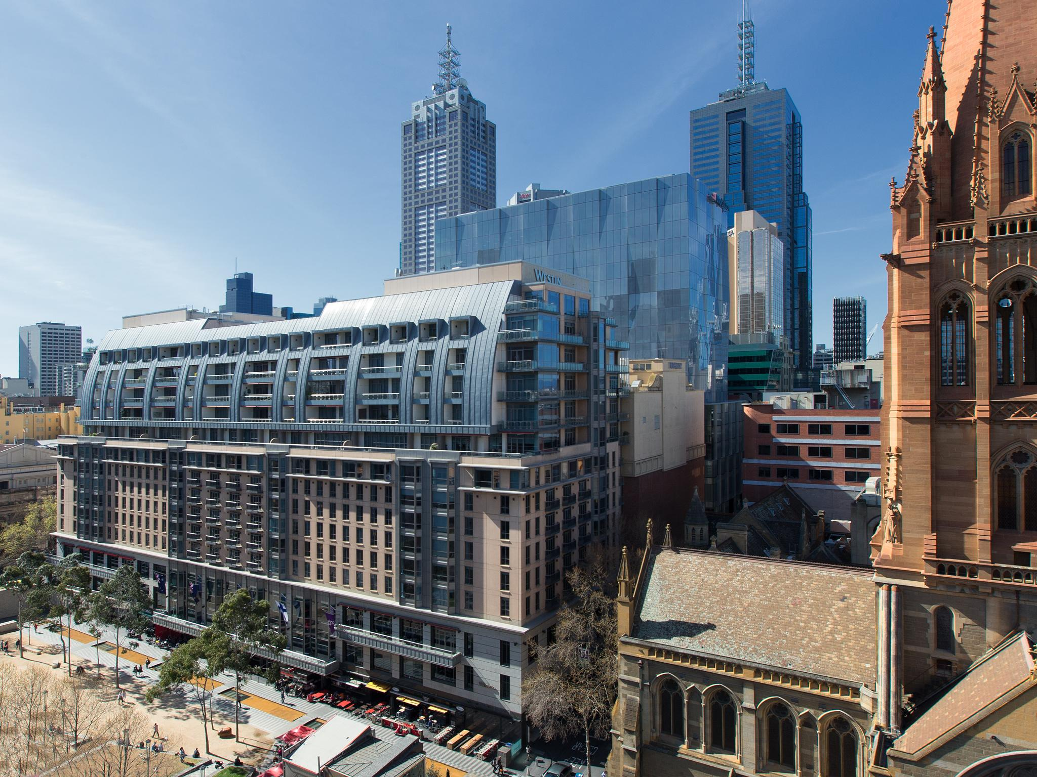 The Westin Melbourne – Photos, Price and Deals