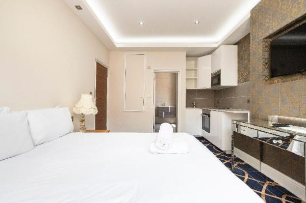Hyde Park Rooms and Apartments London