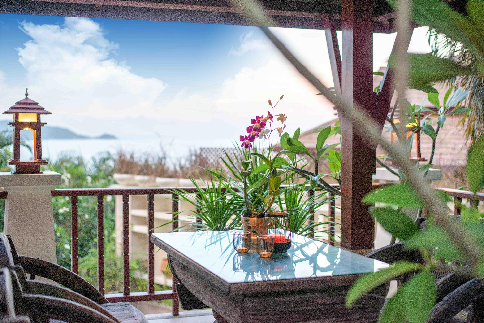 Tom's Sea View Pool Villa  300m To Patong Beach K3