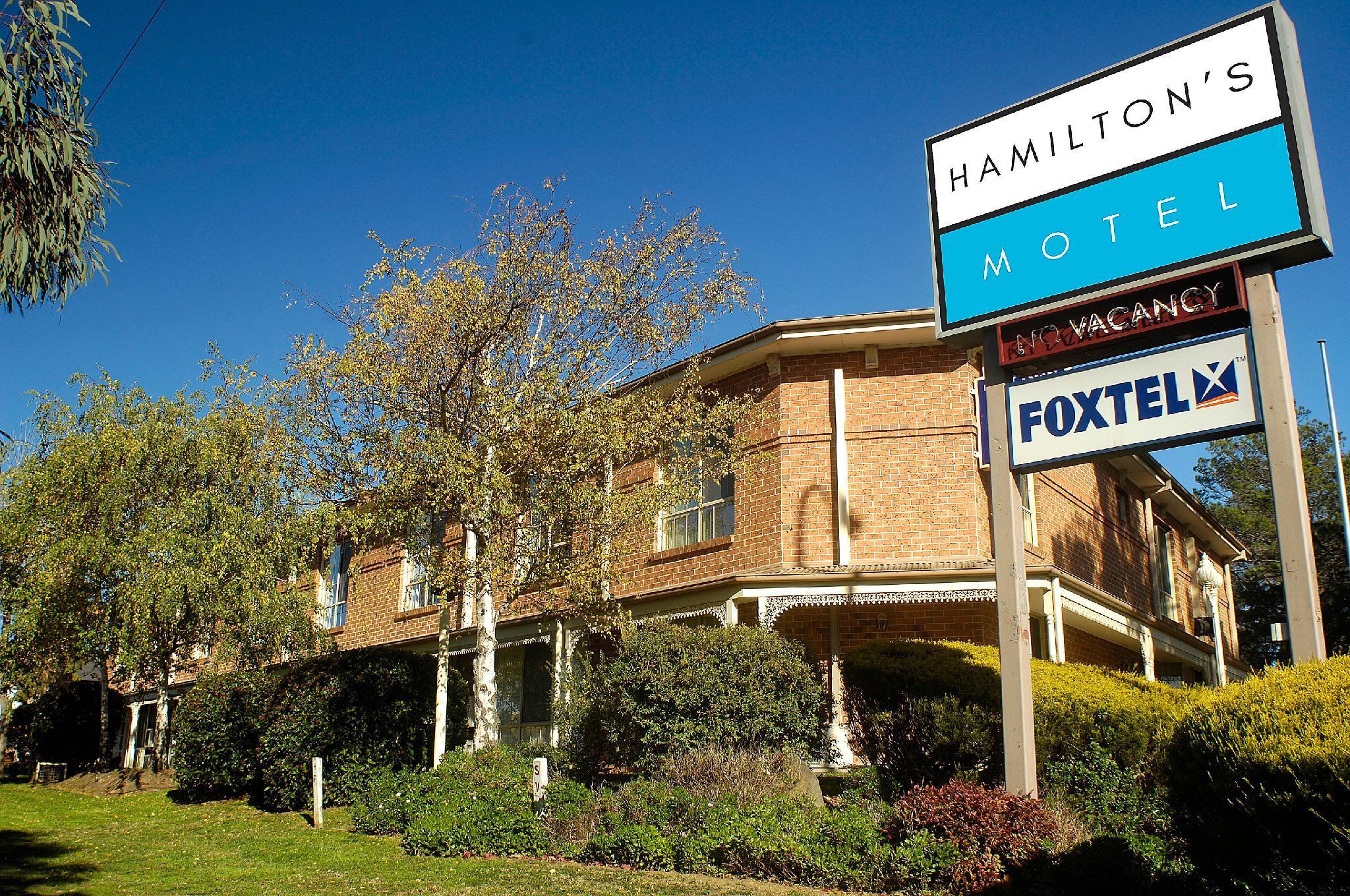 Hamiltons Queanbeyan Motel