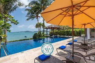 [メ ナム]ヴィラ(1041m2)| 4ベッドルーム/5バスルーム Baan Leelawadee Beachfront Villa w/ Staff and Chef