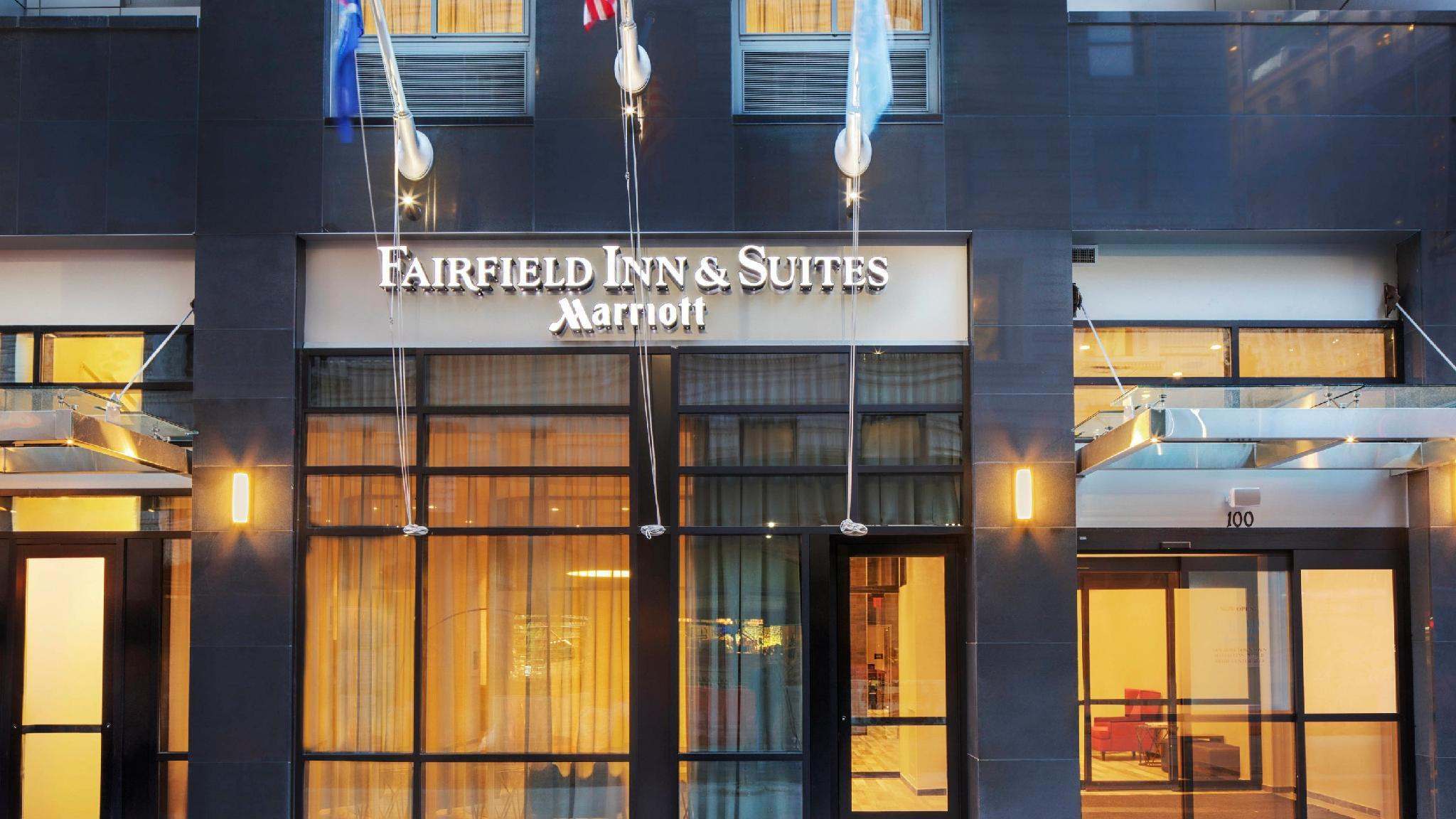 Fairfield Inn And Suites New York Downtown Manhattan World Trade Center Area