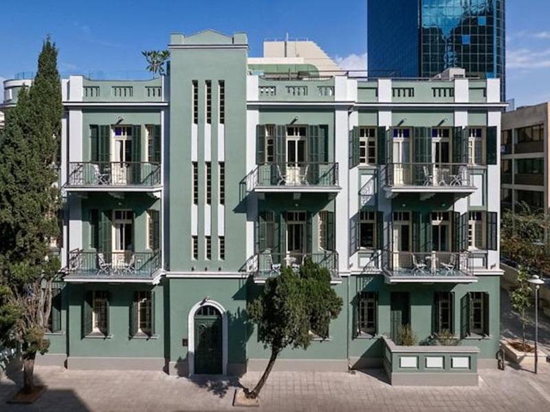 Alma Hotel And Lounge   Luxury Hotel Tel Aviv