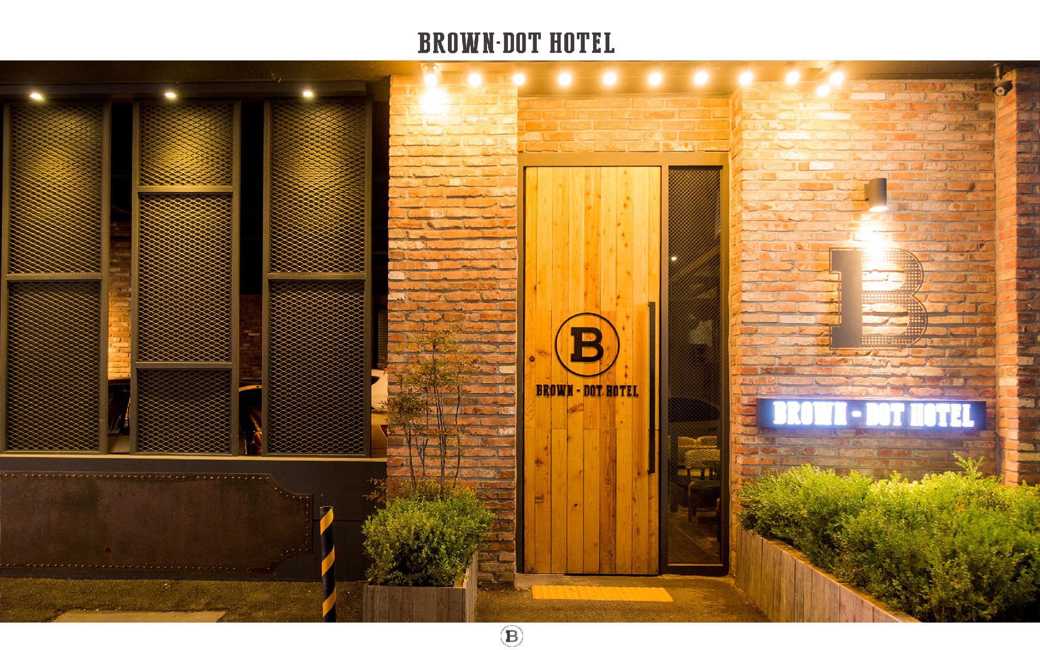Browndot Hotel Sasang Terminal