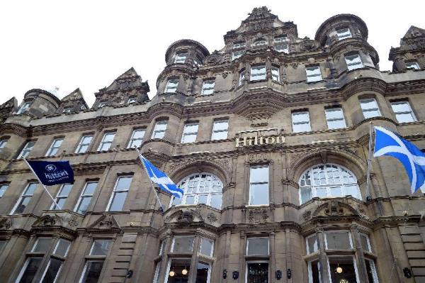 Hilton Edinburgh Carlton Edinburgh