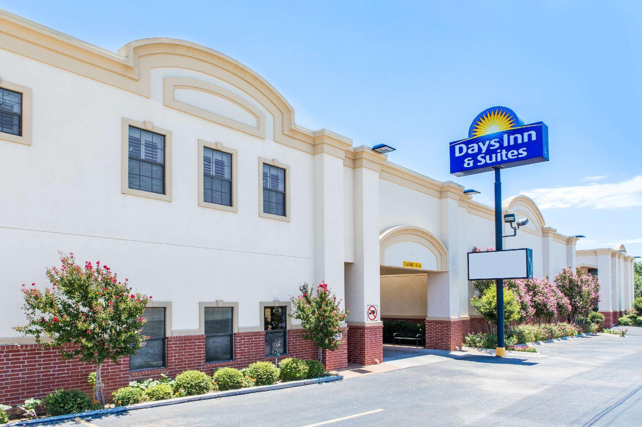 Days Inn And Suites By Wyndham Big Spring