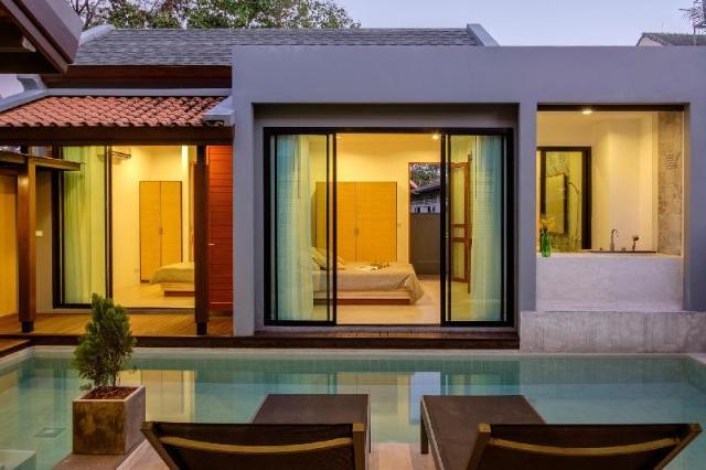2 ห้องนอน 3 ห้องน้ำส่วนตัว ขนาด 214 ตร.ม. – บางเทา – Bougainvillea Pool Villa Phuket