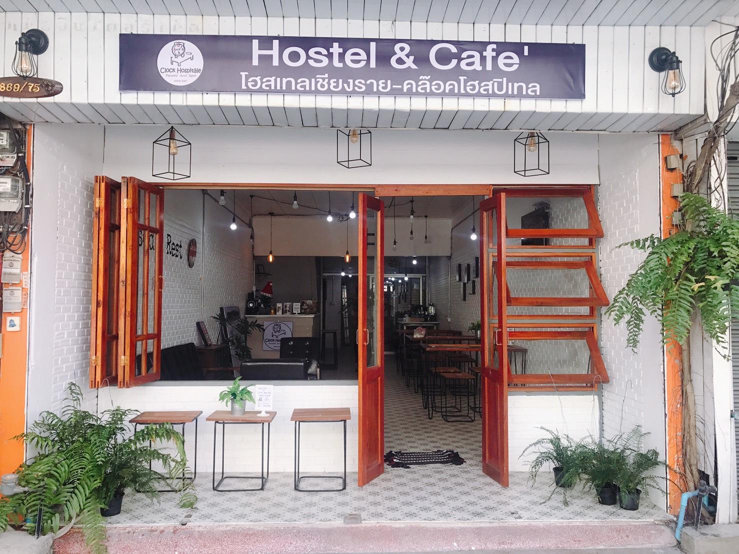 Hostel Chiangrai Clock Hospitale