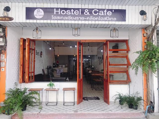 Hostel Chiangrai Clock Hospitale – Hostel Chiangrai Clock Hospitale