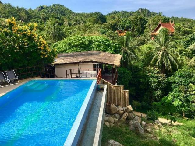 Two-Bedroom Villa with Mountain View – Two-Bedroom Villa with Mountain View