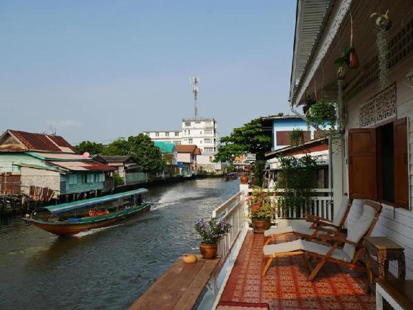 Canal House Bangkok boutique hotel Bangkok