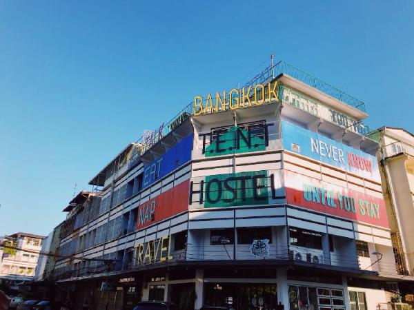 The TENT Hostel Bangkok