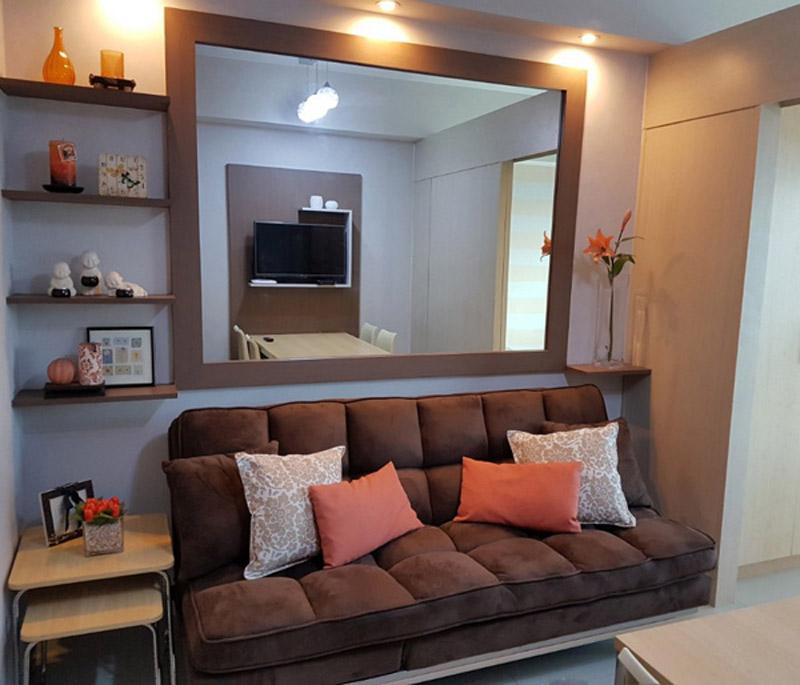 Fully Furnished Cozy 1BR Beside Big Mall