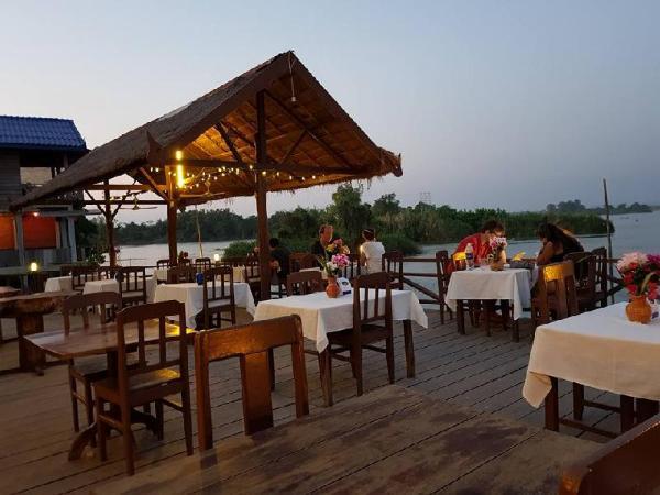 Paradise riverview resort Muang Khong