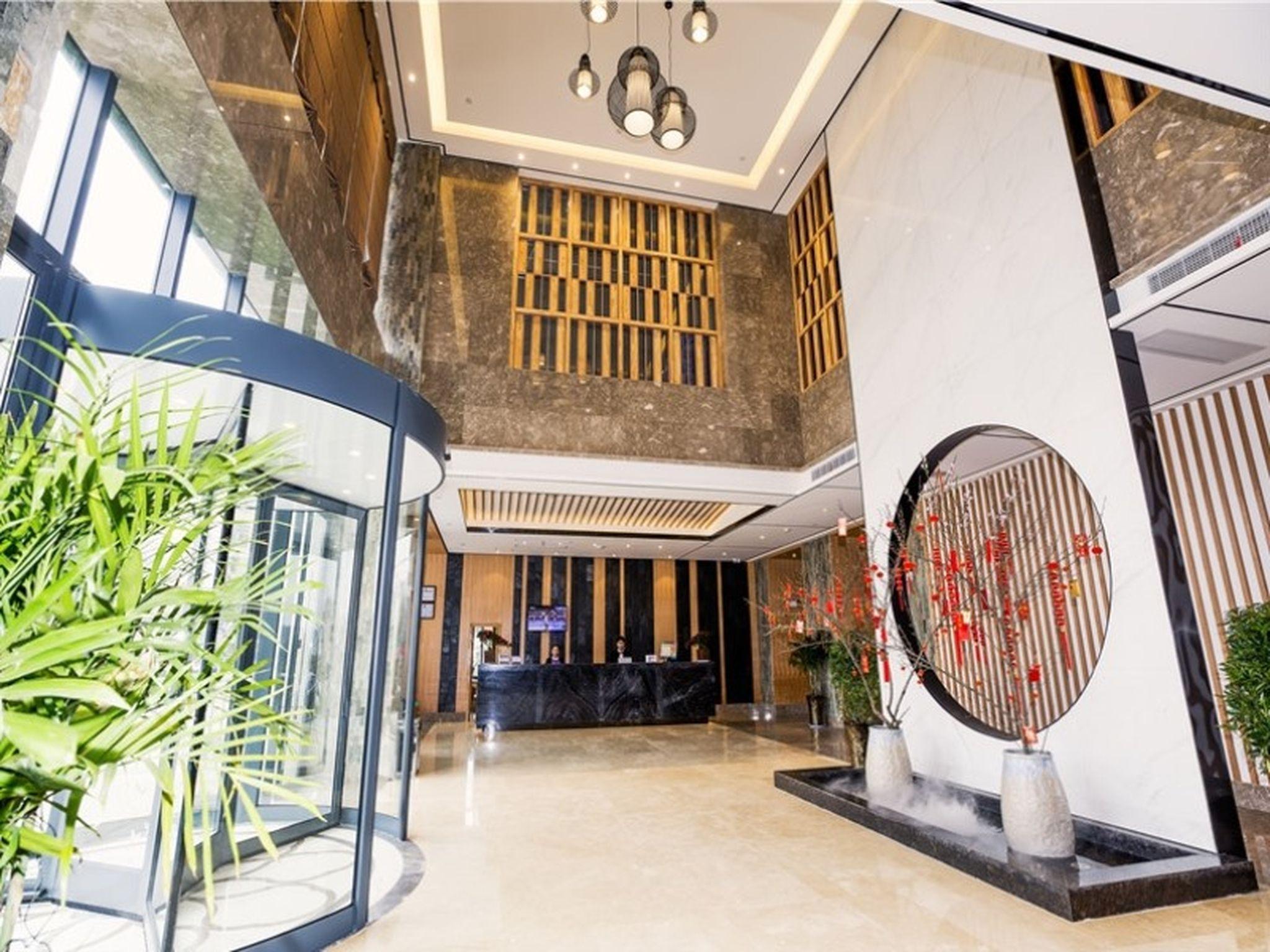 Discount Greentree Alliance Liuan Jinzhai County Gubei Town Jindu Garden Hotel