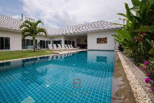 Фото отеля Private 4 bedroom pool villa Hua Hin L28