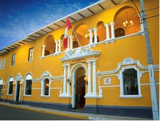 LP Los Portales Hotel Piura 1