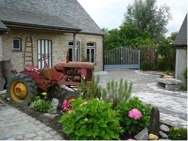 Vakantiewoning The Old Tractor