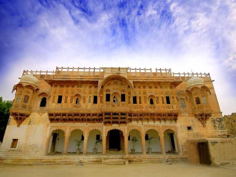Sathin Garh Heritage Homestay