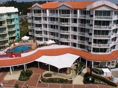 Review Aquarius Resort