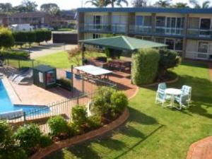 Lakeside Holiday Apartments Merimbula