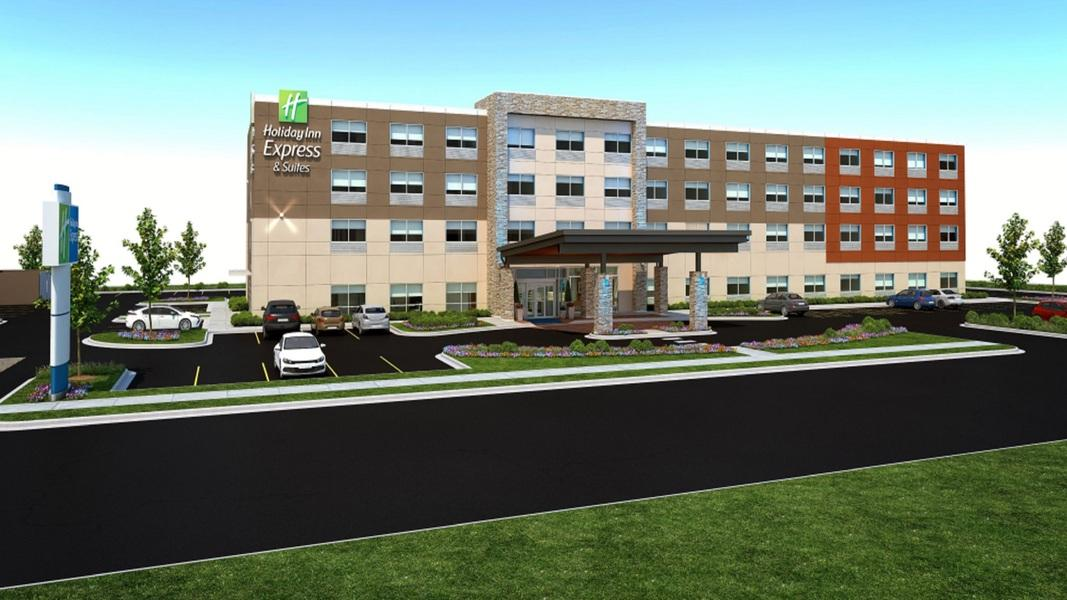Holiday Inn Express And Suites Goodlettsville N Nashville