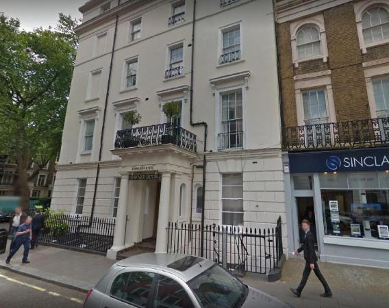 Edward Hotel - Paddington London