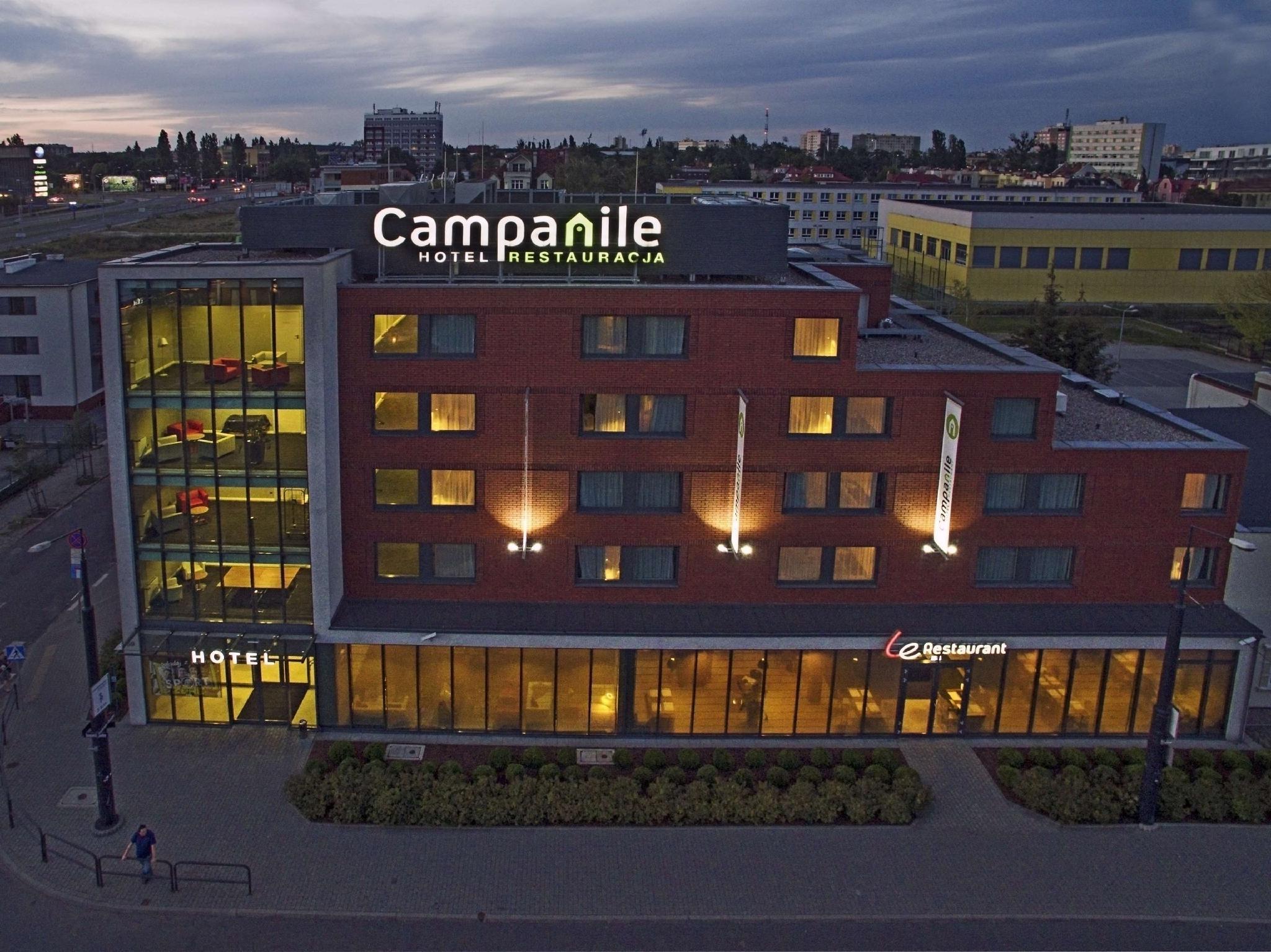 Campanile Bydgoszcz Hotel