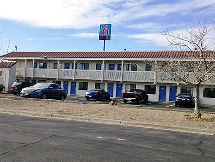 Motel 6 El Paso East