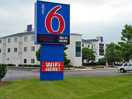 Motel 6 Chicago Joliet   I 55