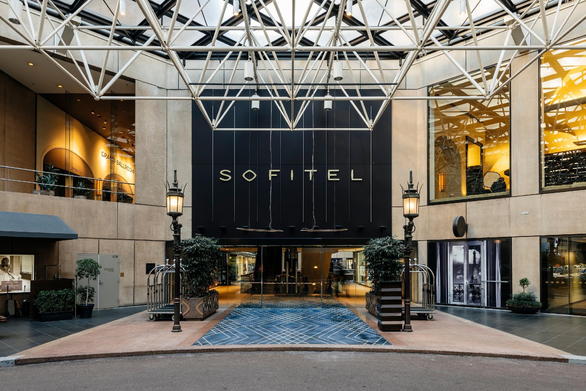 Sofitel Melbourne on Collins Hotel