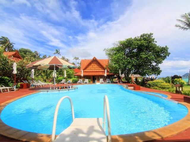 พีพี เอราวัณ ปาล์มส รีสอร์ท – P. P. Erawan Palms Resort