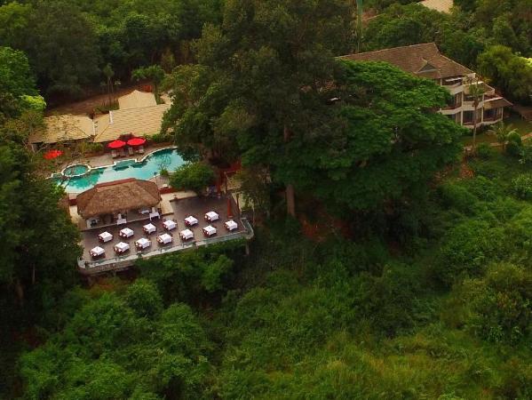 Tohsang Khongjiam Resort Khong Chiam