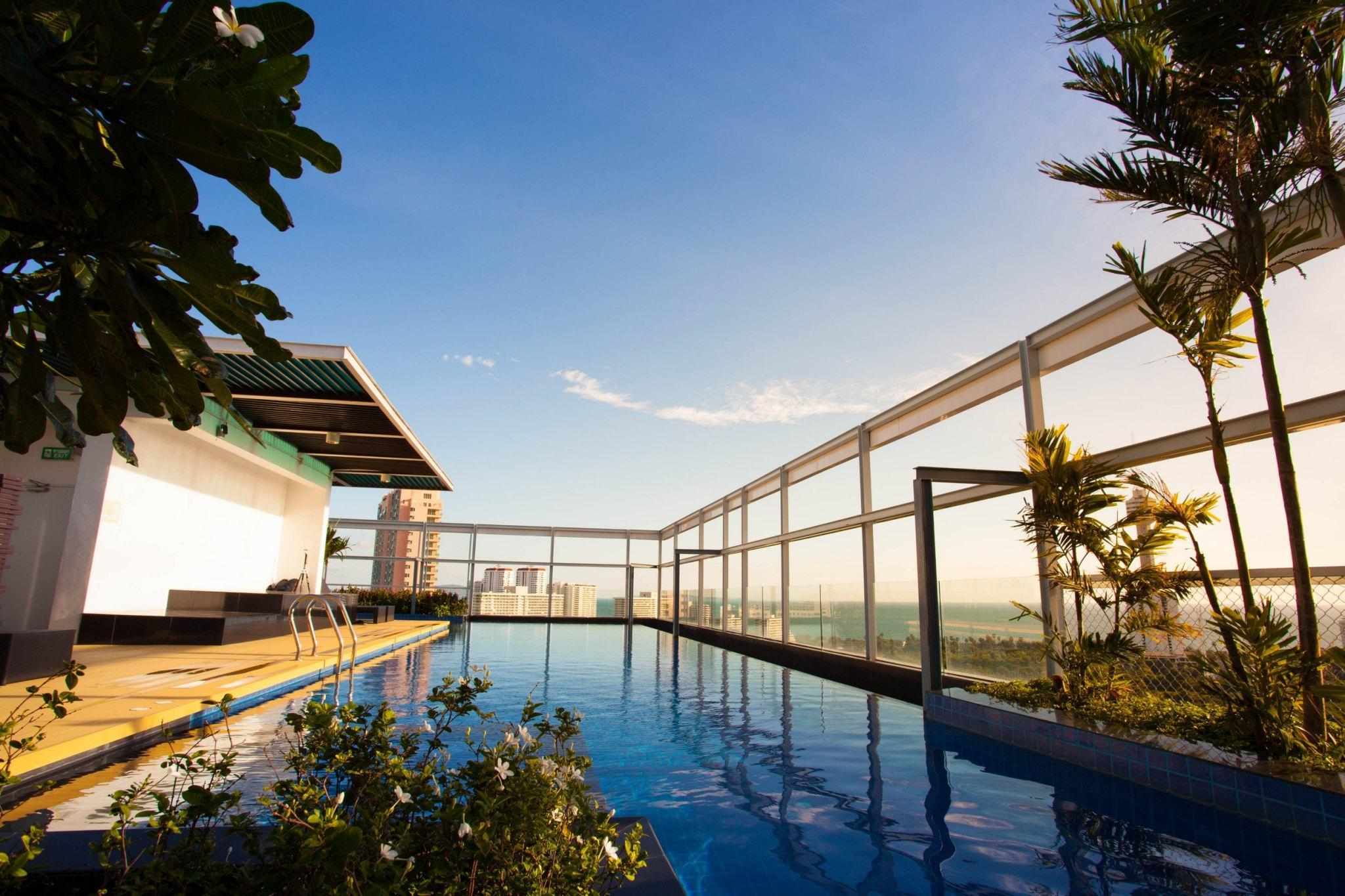 Treetops in South Pattaya (Superior City View) Treetops in South Pattaya (Superior City View)