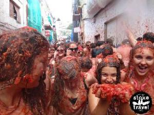 La Tomatina Festival